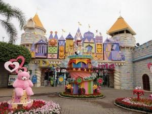 สวนสนุกยอดนิยมในเมืองไทย