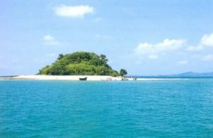 เกาะที่เงียบสงบและสวยงามในจังหวัดระยอง