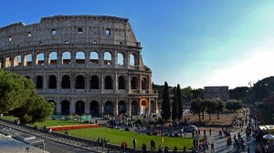 สถานที่ท่องเที่ยวในยุโรป โรมอิตาลี