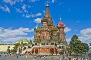 สถานที่ท่องเที่ยวยอดนิยมในรัสเซีย