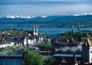 สถานที่ท่องเที่ยวที่สวยงามในยุโรป