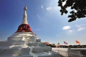 สถานที่ท่องเที่ยวนนทบุรี