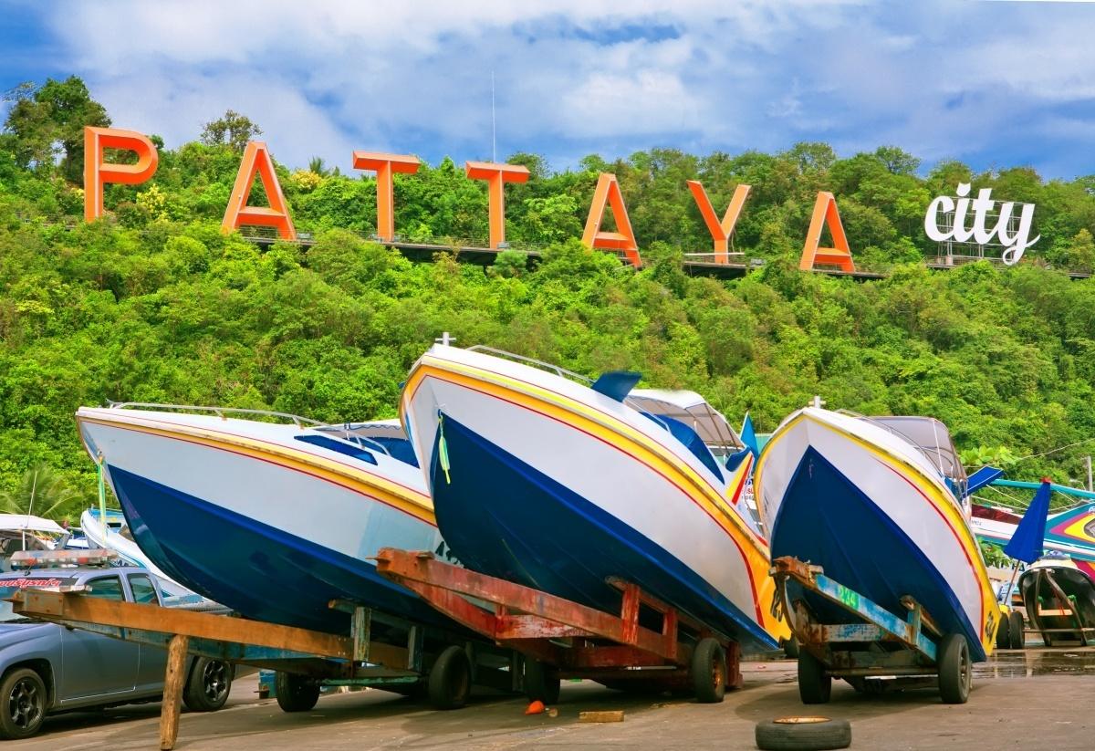 แนะนำสถานที่ท่องเที่ยวในเมืองพัทยาชลบุรี