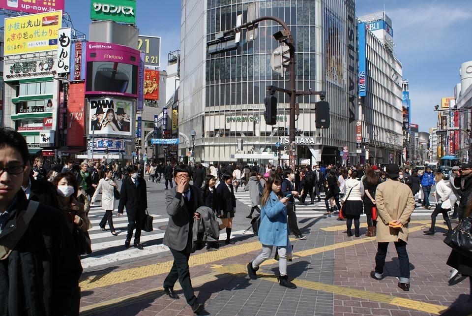 ย่านท่องเที่ยวชื่อดังในประเทศญี่ปุ่น