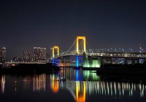 ชมวิวทิวทัศน์ความสวยงามยามคำ่คืนในญี่ปุ่น