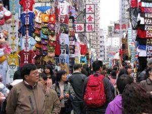 ย่านช้อปปิ้งสำคัญที่มีชื่อเสียงในฮ่องกงและราคาถูก