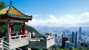 จุดชมวิวที่มีชื่อเสียงในเกาะฮ่องกง