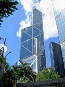 ตึกสำคัญและมีชื่อเสียงในฮ่องกง
