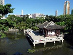 สวนสวยในฮ่องกงที่นักท่องเที่ยวห้าใพลาดที่จะมาเยี่ยมชม