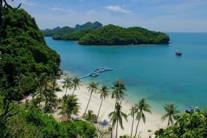 เกาะวัวตาหลับสถานที่ท่องเที่ยวยอดนิยมของไทยที่มีชื่อเสียง