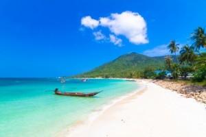 เกาะพะงันสถานที่ท่องเที่ยวยอดนิยมของไทยที่มีชื่อเสียง