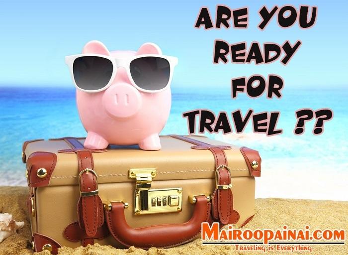 แนะนำความรู้ก่อนการเดินทางท่องเที่ยว การเตรียมความพร้อมของนักท่องเที่ยวและการเดินทาง