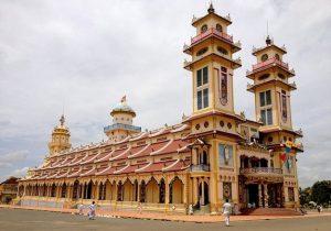 สถานที่ท่องเที่ยวที่สำคัญและมีชื่อเสียงในเวียดนามใต้ สถานที่ท่องเที่ยวที่ห้ามพลาดเมื่อมาโฮจิมินห์
