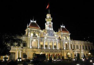สถานที่ท่องเที่ยวที่เป็นไฮไลท์สำคัญของเมืองโฮจิมินห์ เวียดนาม ความสวยงามของสถาปัตยกรรมการก่อสร้าง