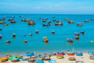 ของเมืองฟานเที๊ยต หมูยเน่ แหล่งท่องเที่ยวบ้านพักตากอากาศที่สำคัญของเวียดนาม