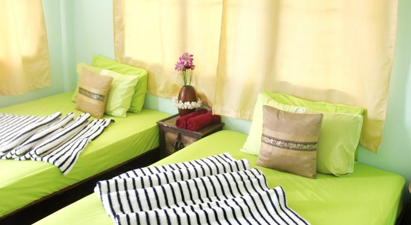 โรงแรม-เกสท์เฮาส์-ที่พัก ใกล้สถานที่ท่องเที่ยว รอบคูเมืองเชียงใหม่