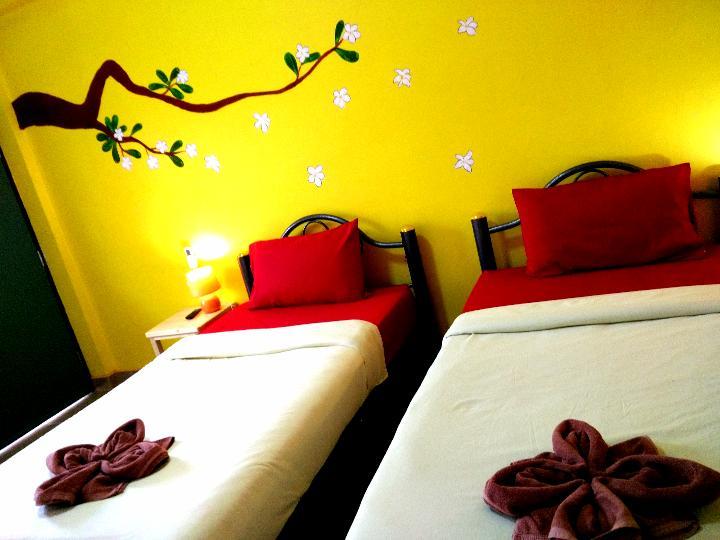 โรงแรม-เกสท์เฮาส์-ที่พักในตัวเมืองเก่าเชียงใหม่ราคาถูก