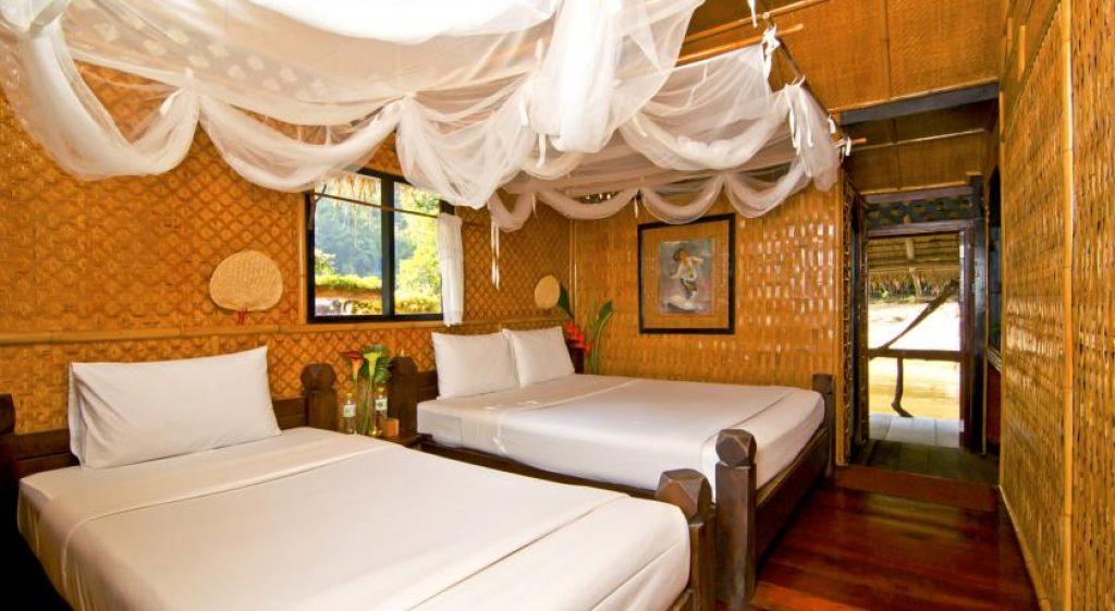 ที่พักสวย-ราคาไม่แพงติดวิวริมแม่น้ำในจังหวัดกาญจนบุรี