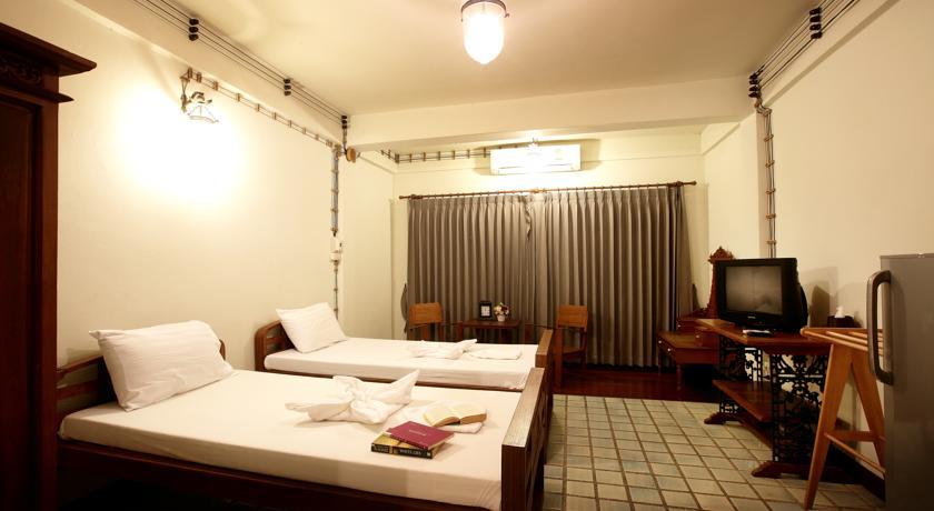 โรงแรม-เกสท์เฮาส์-ที่พักใกล้ดอยสุเทพ สวนสัตว์เชียงใหม่ ถนนคนเดิน