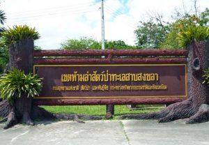 ที่ท่องเที่ยวในสงขลา-สถานที่ท่องเที่ยวในไทย