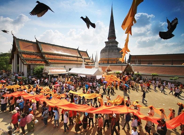 ไหว้พระธาตุประจำปีเกิด แหล่งท่องเที่ยวยอดนิยมที่ทีชื่อเสียง ของไทย