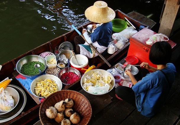 แนะนำที่เที่ยวตลาดน้ำในไทย-สถานที่ท่องเที่ยวยอดนิยมและมีชื่อเสียง-แหล่งท่องเที่ยวที่สำคัญ
