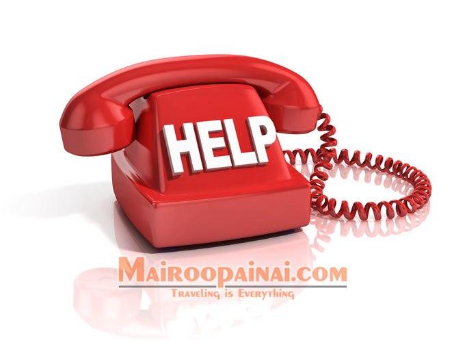 เบอร์โทรศัพท์ฉุกเฉินในไทย-Emergency Call in Thailand-ติดต่อสอบถามข้อมูลของสายการบิน