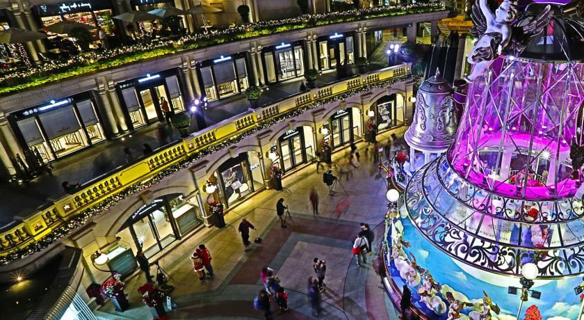จองโรงแรมที่พักราคาถูก น่าสนใจในเกาะฮ่องกงและฝั่งเกาลูน