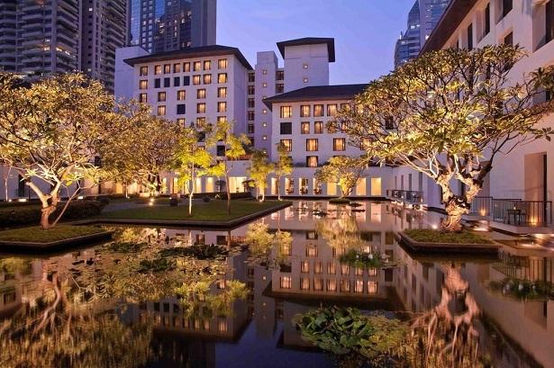 ที่พักสวยๆราคาถูกใจกลางเมืองกรุงเทพฯ