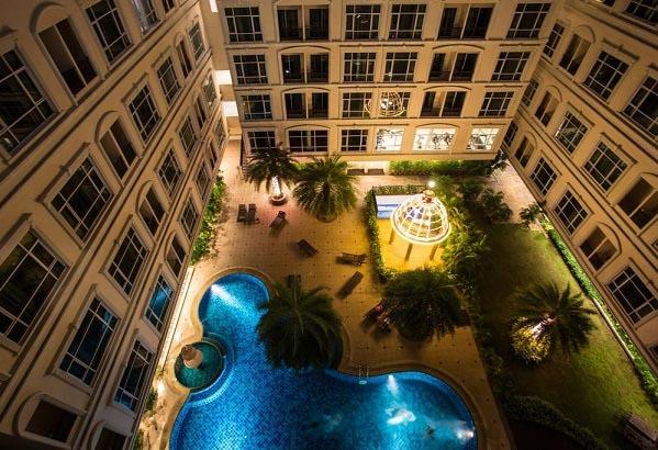 โรงแรมที่พักลดราคาในกรุงเทพฯใกล้แหล่งช้อปปิ้ง