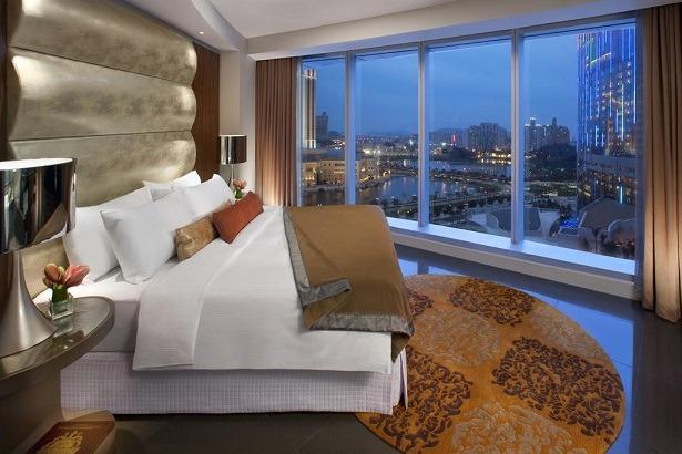 แนะนำโรงแรมมีคาสิโนและแหล่งช้อปปิ้งในมาเก๊า