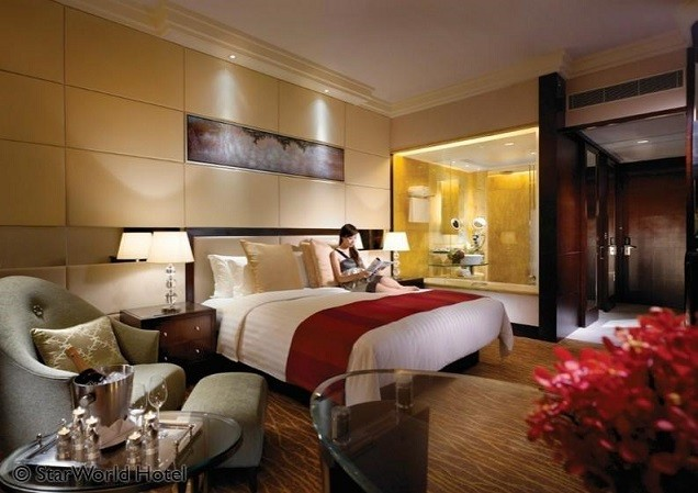 สุดยอดโรงแรมที่พักชื่อดังในมาเก๊าใกล้คาสิโนและสถานที่ท่องเที่ยว