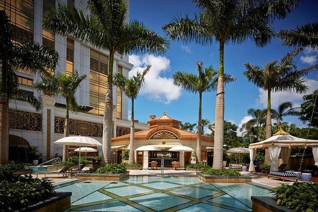 โรงแรมที่พักราคาไม่แพงในมาเก๊าใกล้สถานที่ท่องเที่ยวแหล่งช้อปปิ้ง