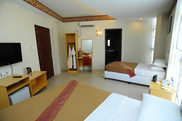 แนะนำที่พักยอดนิยมของนักท่องเที่ยวที่เดินทางไปไหว้พระธาตุอินทร์แขวน-พระธาตุไจทีโย-พม่า