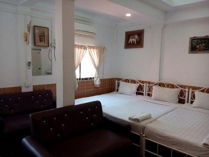 โรงแรมที่พักในพม่า-ไปไหว้พระธาตุอินทร์แขวน(พระธาตุไจทีโย)