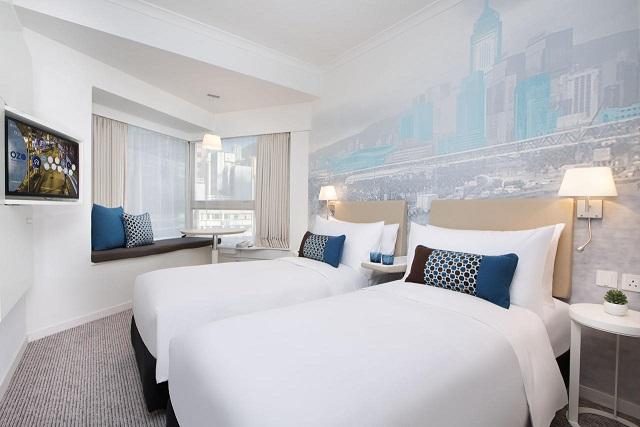 แนะนำที่พักที่ใกล้กับแหล่งช้อปปิ้งชื่อดังของฮ่องกง-เที่ยวฮ่องกงพักที่ไหน