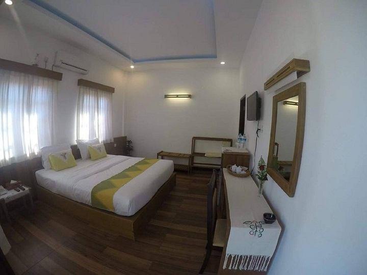 โรงแรมที่พักยอดนิยมอยู่ไม่ไกลจากไปไหว้พระธาตุอินทร์แขวน-พระธาตุไจทีโย-พม่า