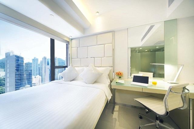 ที่พักราคาไม่แพงใกล้แหล่งท่องเที่ยวช้อปปิ้งชื่อดังในฮ่องกง