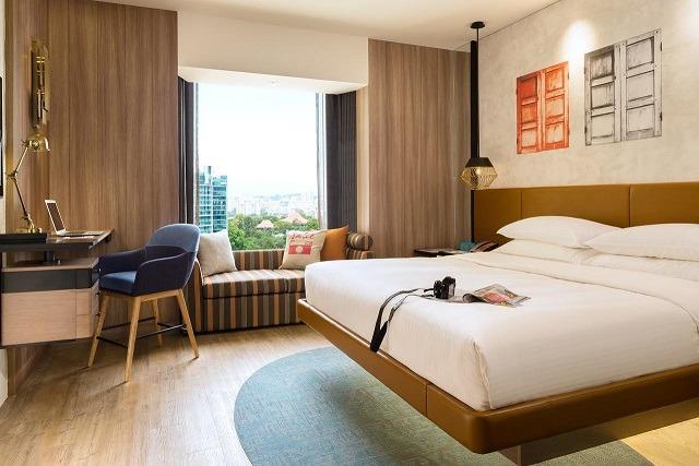 โรงแรมที่พักราคาไม่แพงใกล้แหล่งท่องเที่ยวในสิงคโปร์-Maroopainai