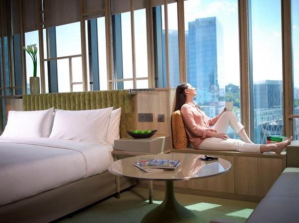 แนะนำโรงแรมที่พักสุดหรูในสิงคโปร์-Maroopainai