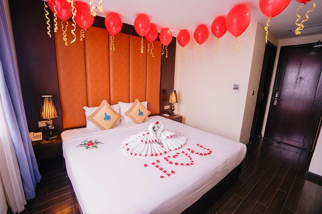 โรงแรมที่พักยอดนิยมในดานังเวียดนามใกล้แหล่งท่องเที่ยวมากที่สุด