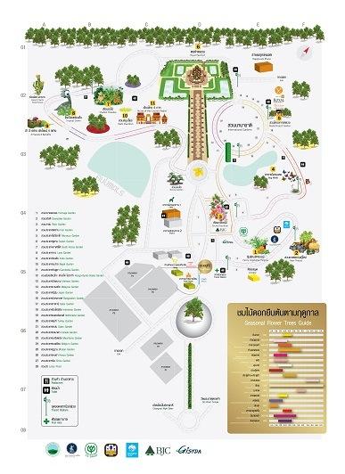 royal flora ratchaphruek-อุทยานหลวงราชพฤกษ์ เชียงใหม่ สถานที่ท่องเที่ยวที่มีชื่อเสียงในเชียงใหม่