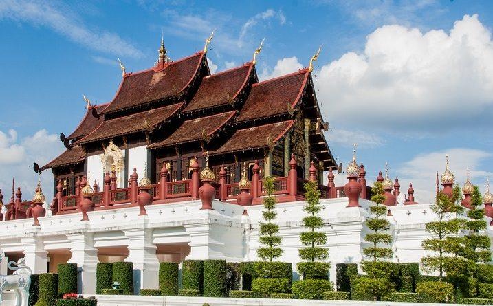 royal flora ratchaphruek-อุทยานหลวงราชพฤกษ์ เชียงใหม่