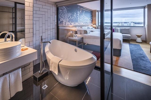 โรงแรม ที่พัก ราคาไม่แพง อยู่ใจกลางเมืองออคแลนด์ โอ๊คแลนด์ โรงแรมราคาถูก